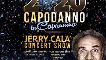 Capodanno 2020 con Jerry Calà in Capannina