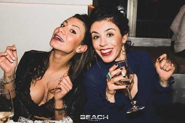 Aperte le Prenotazioni per il Capodanno 2020 al Beach Club