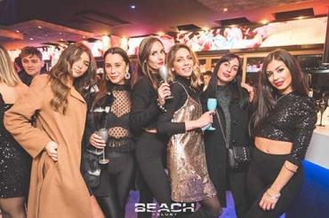 Capodanno 2021 Beach Club